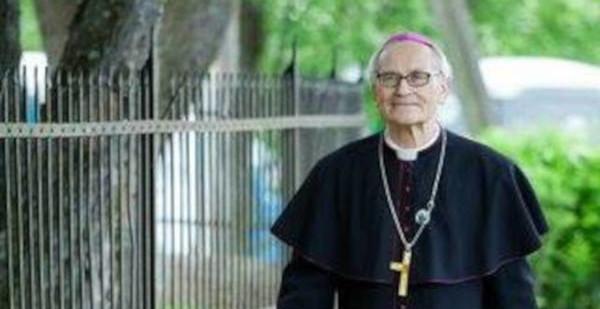 Vyskupas Jonas Kauneckas