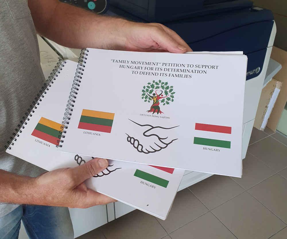 Laiškas Vengrijai